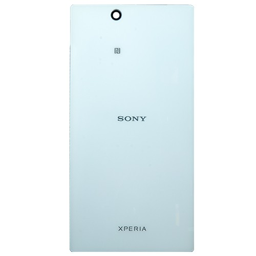 Tampa Traseira Sony Xperia Z Ultra C6833 C6843 Vidro Branco
