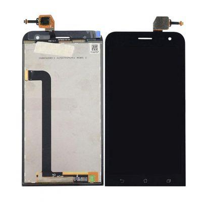 Tela Frontal Asus Zenfone 2 Laser ZE500KL Z00RD Preto