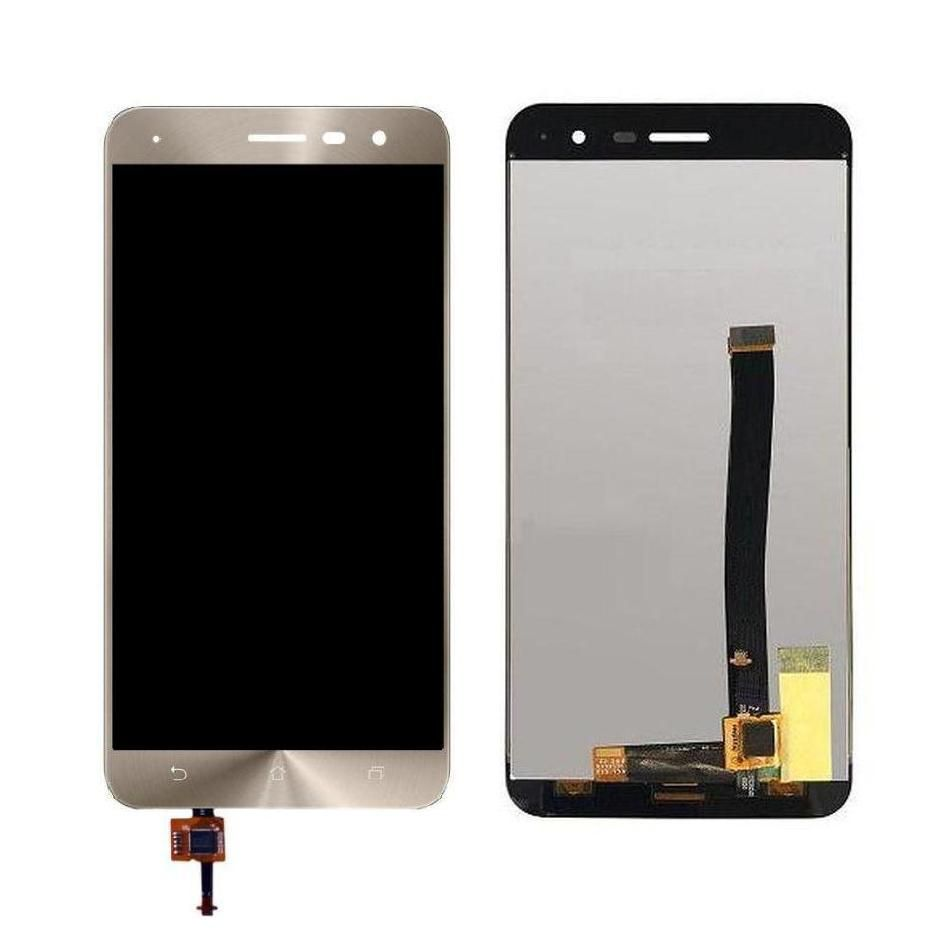 Tela Frontal Asus Zenfone 3 5.2 ZE520KL Z017D Dourado