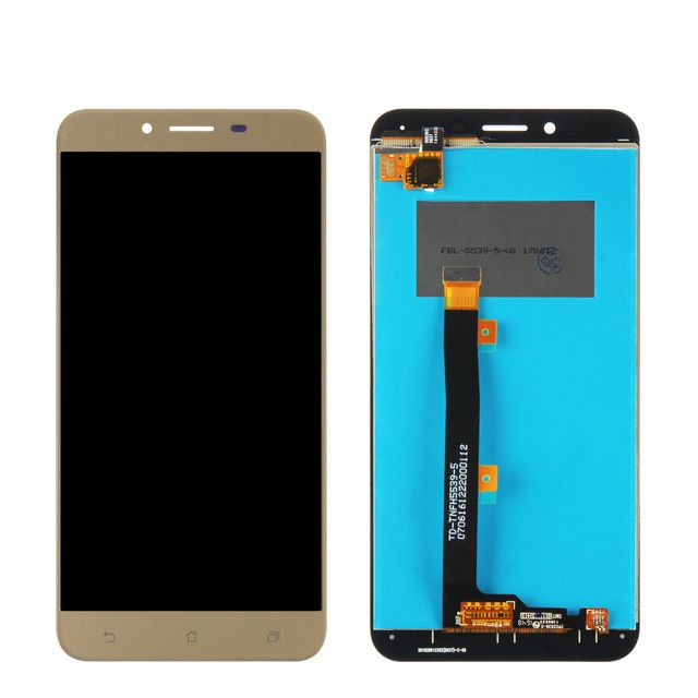 Tela Frontal Asus Zenfone 3 Max 5.5 ZC553KL X00DDA Dourado