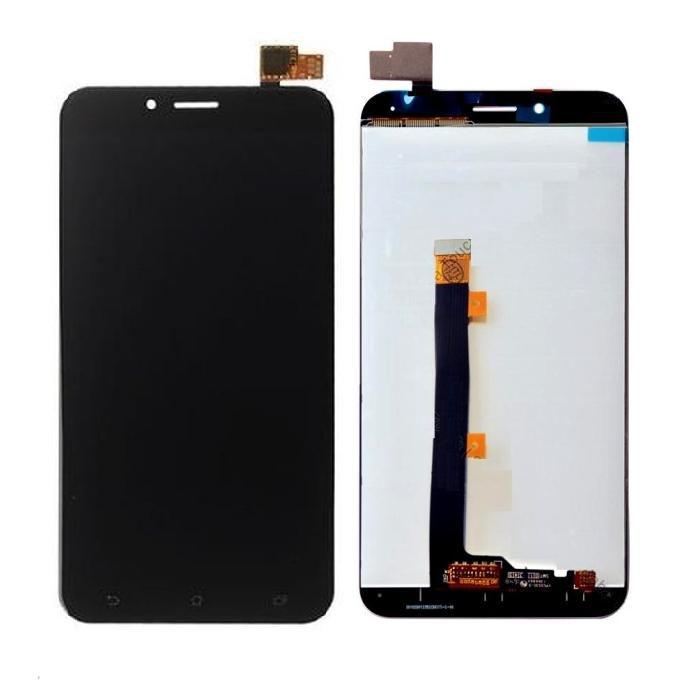 Tela Frontal Asus Zenfone 3 Max 5.5 ZC553KL X00DDA Preto