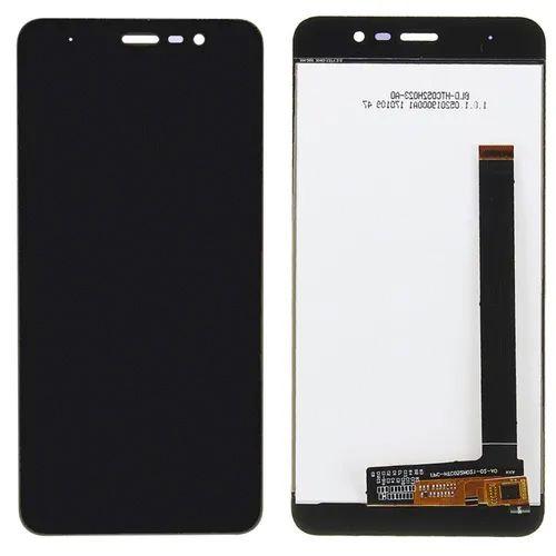 Tela Frontal Asus Zenfone 3 Max ZC520TL X008 X008DA Preto