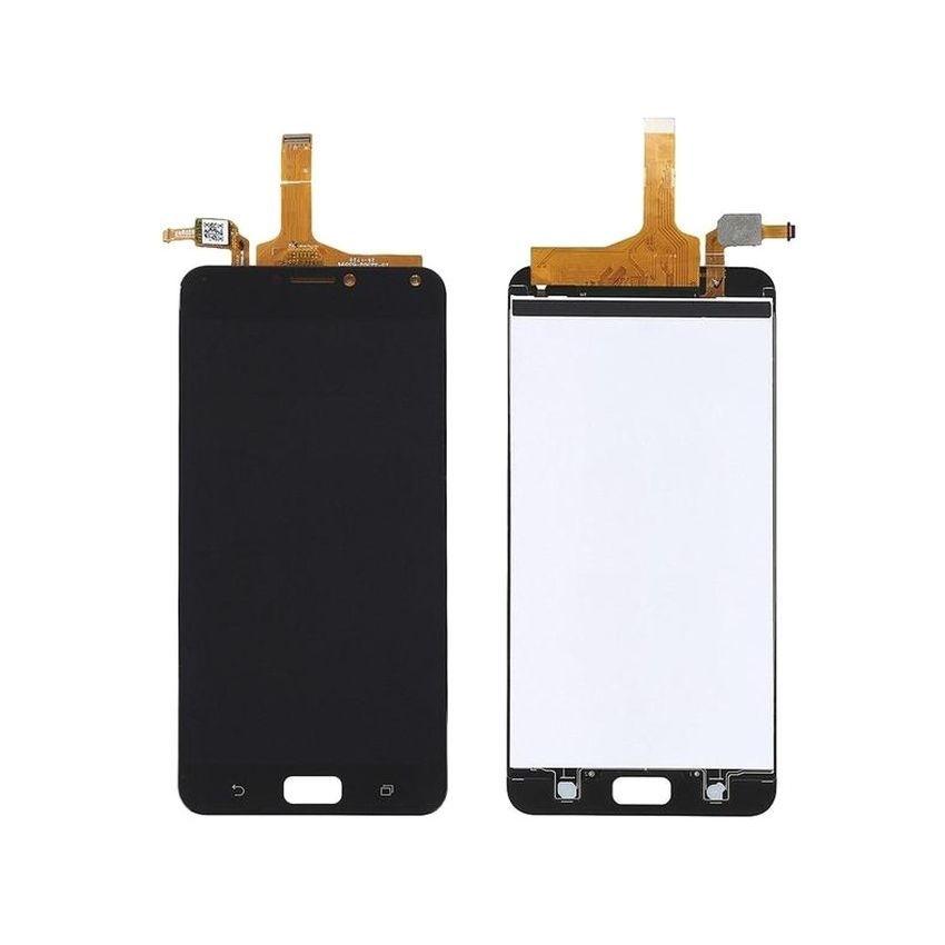 Tela Frontal Asus Zenfone 4 Max 5.5 ZC554KL M0122 X00ID Preto
