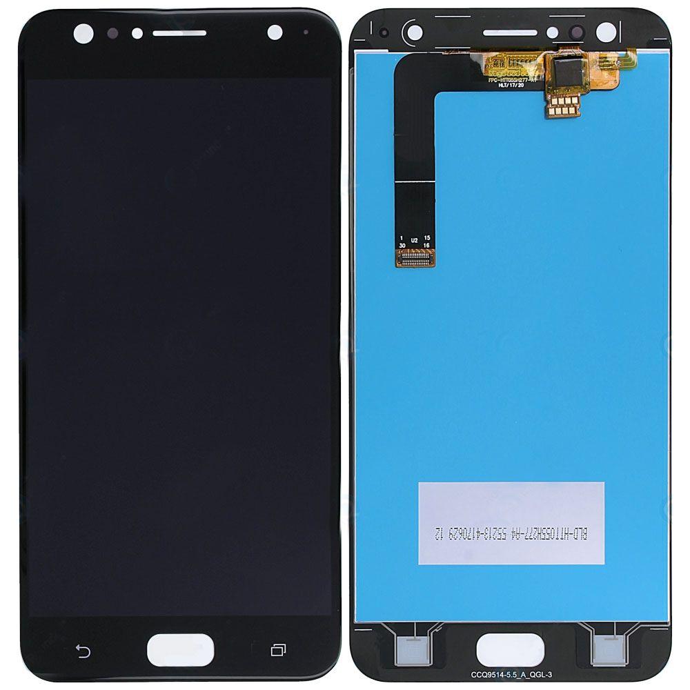 Tela Frontal Asus Zenfone 4 Selfie ZD553KL X00LD Preto