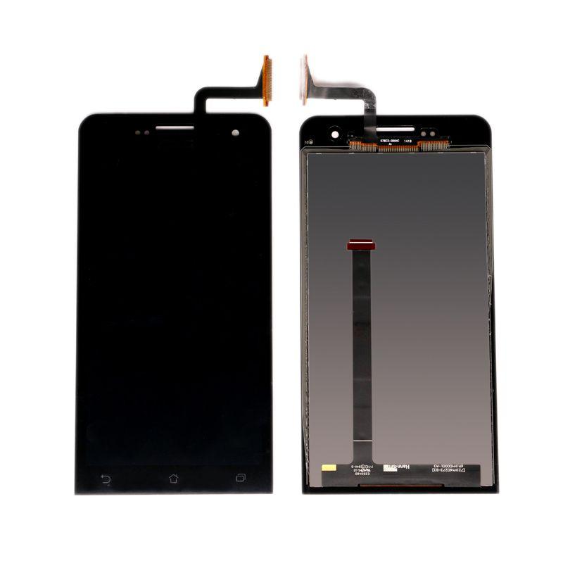 Tela Frontal Asus Zenfone 5 A500 A501 CG T00J Preto