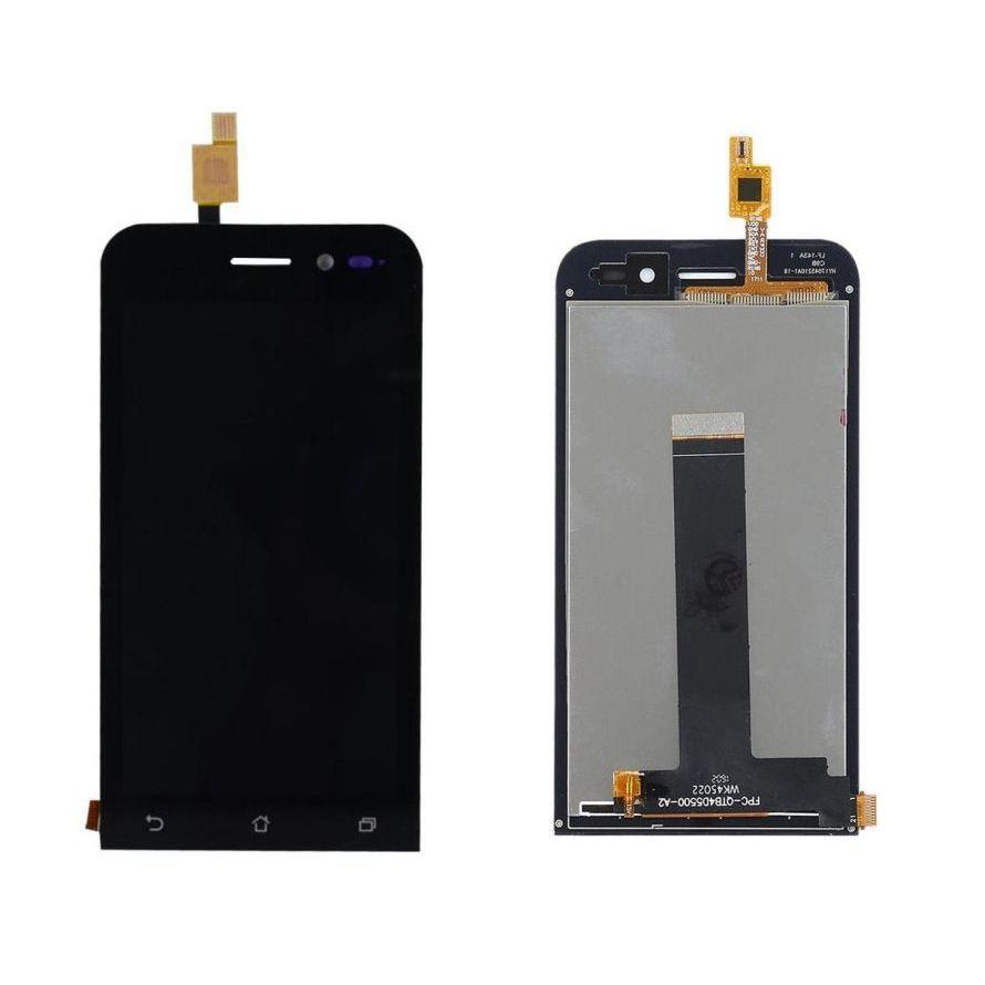 Tela Frontal Asus Zenfone Go 4.5 Mini ZB452KG X014D Preto