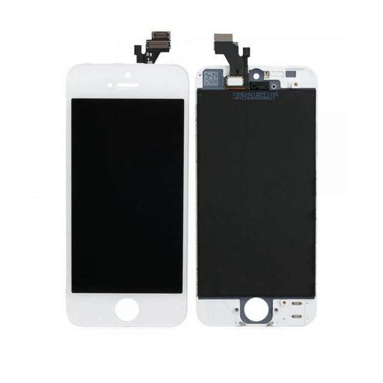 Tela Frontal iPhone 5G A1428 A1429 A1442 Branco