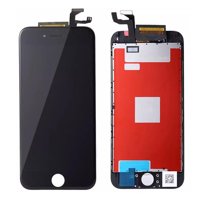 Tela Frontal iPhone 6S A1633 A1688 A1700 Preto