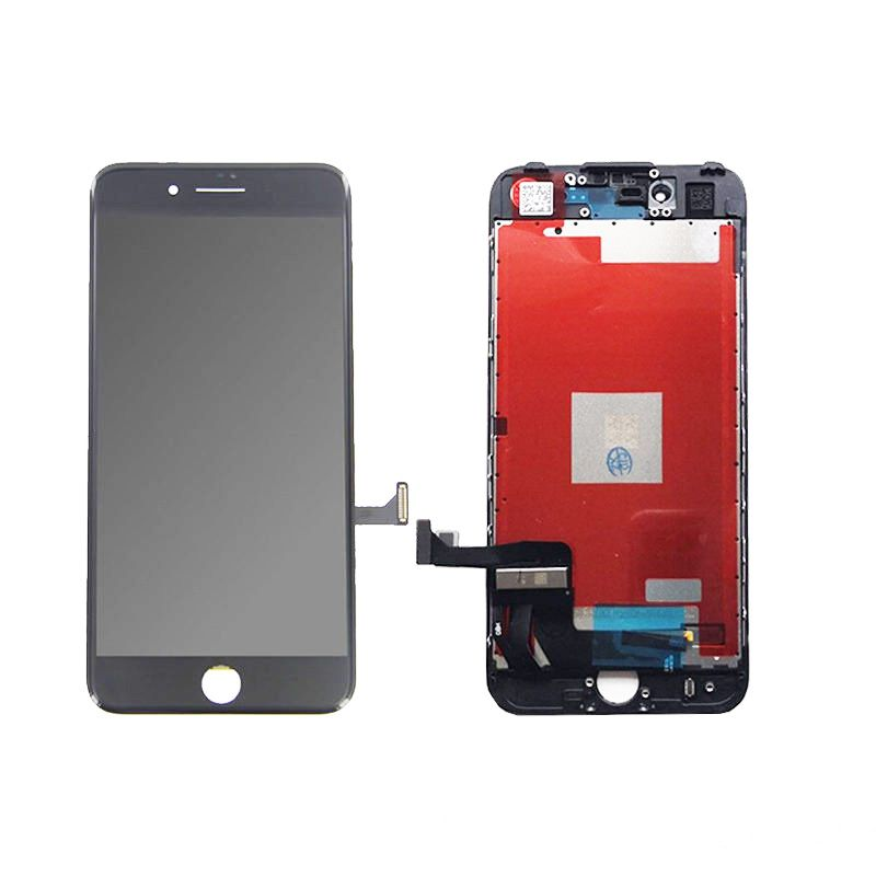 Tela Frontal iPhone 7 Plus A1661 A1784 A1785 Preto