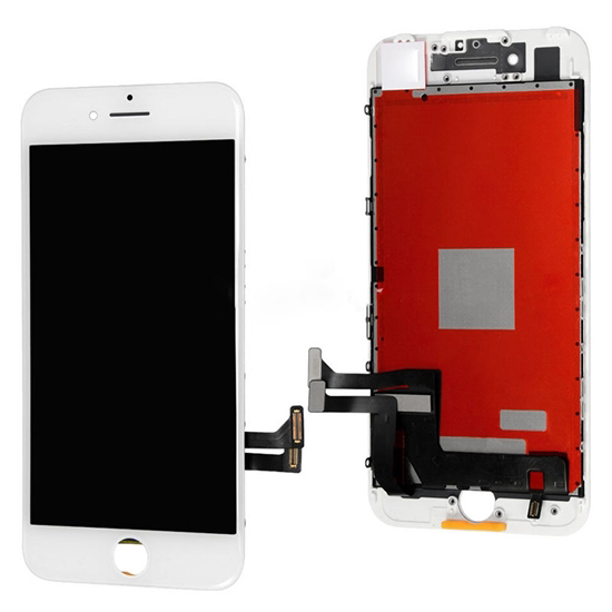 Tela Frontal iPhone 7G A1660 A1778 A1779 Branco