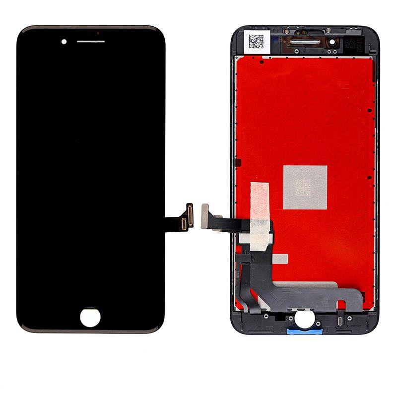 Tela Frontal iPhone 8G A1863 A1905 A1906 Preto