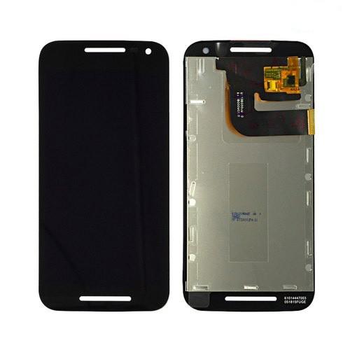 Tela Frontal Motorola Moto G3 XT1540 XT1543 XT1544 XT1550 Preto