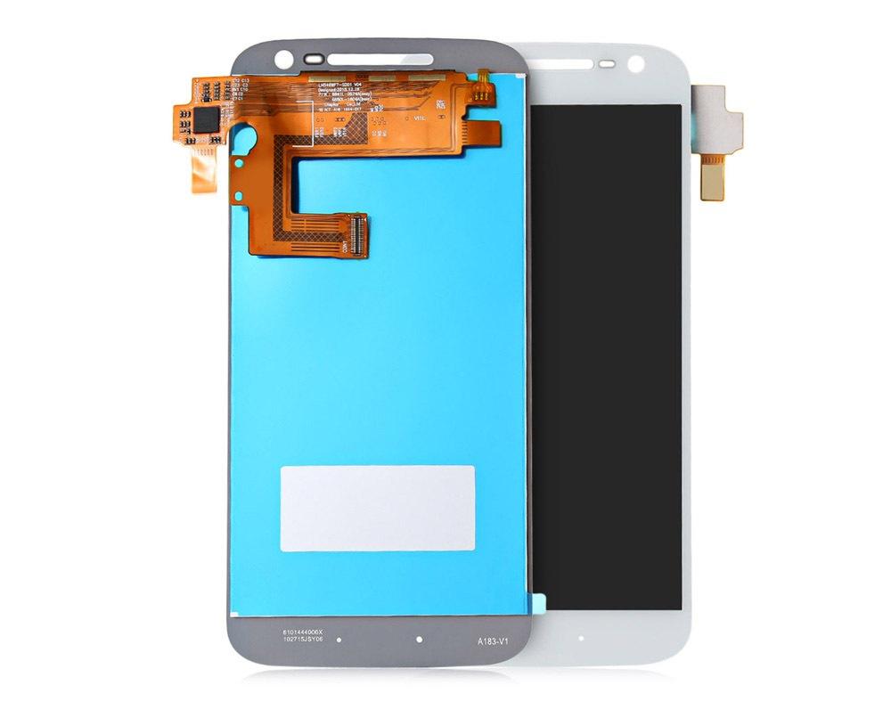Tela Frontal Motorola Moto G4 XT1622 XT1626 Branco