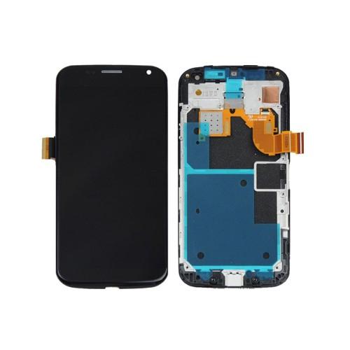Tela Frontal Motorola Moto X XT1056 XT1058 XT1060 c/ aro Preto