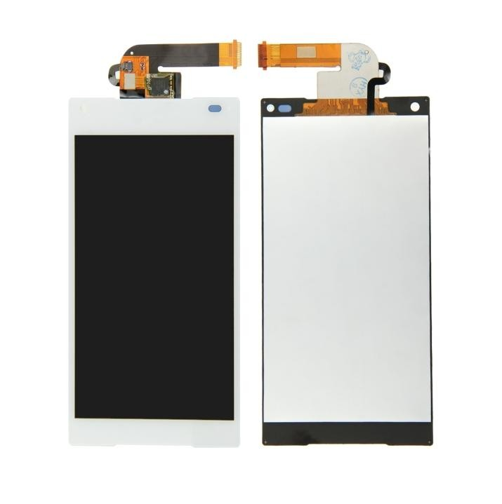 Tela Frontal Sony Xperia Z5 Compact E5803 E5823 Branco