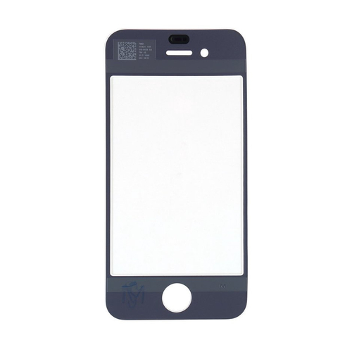 Tela Vidro iPhone 4G A1349 A1332 Preto