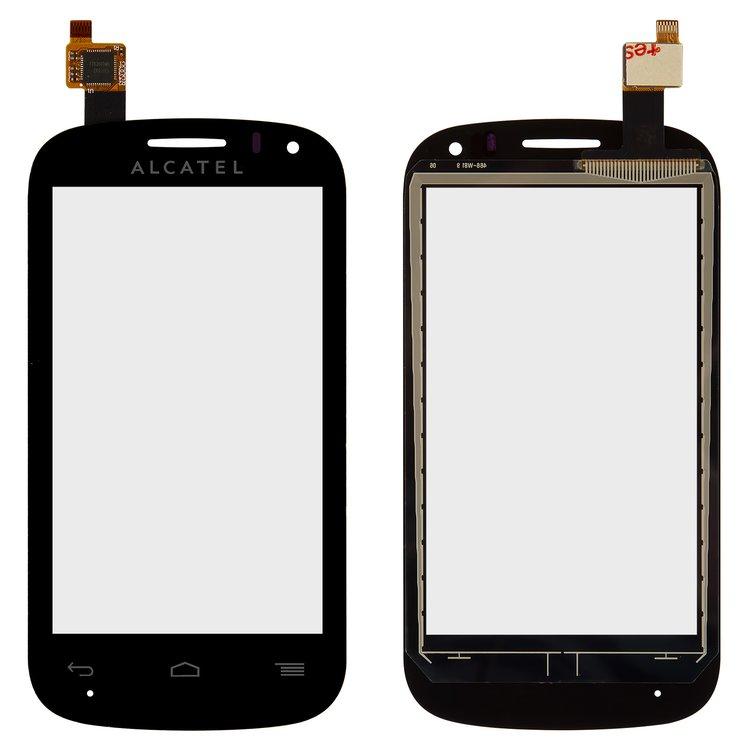 Touch Alcatel 4033 Preto