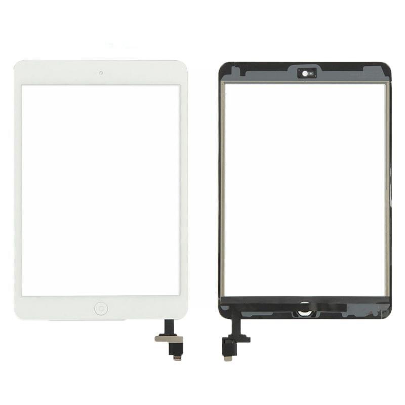 Touch iPad Mini 1 / 2 A1432 A1454 A1455 A1489 A1490 A1491 Branco