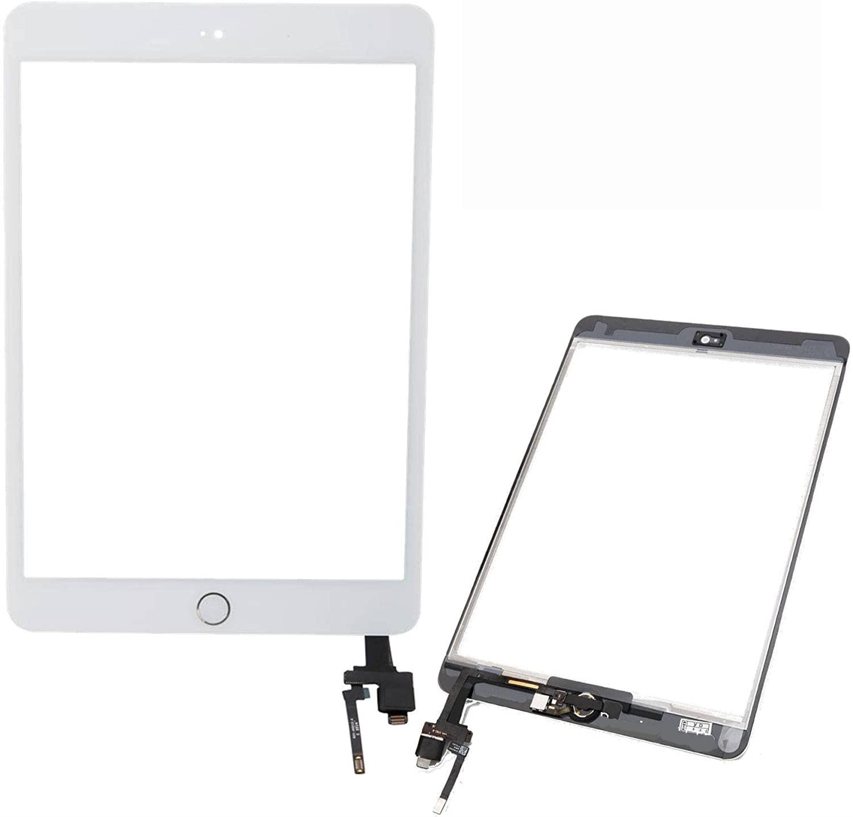 Touch iPad Mini 3 A1599 A1600 Branco