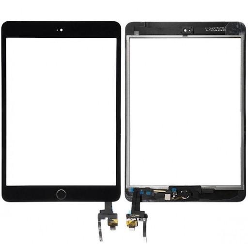 Touch iPad Mini 3 A1599 A1600 Preto