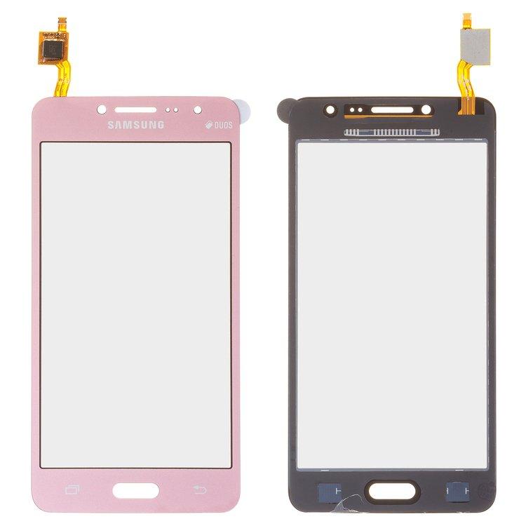 Touch Samsung G532 J2 Prime Rosa
