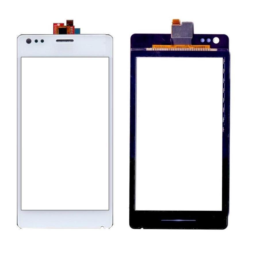 Touch Sony Xperia M C2004 C2005 C1904 C1905 Branco