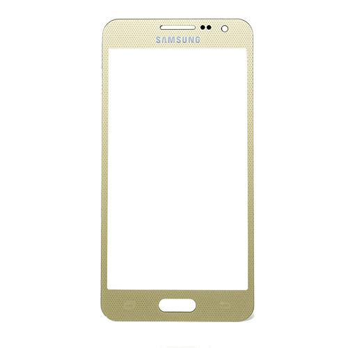 Vidro Samsung A300 A3 Dourado
