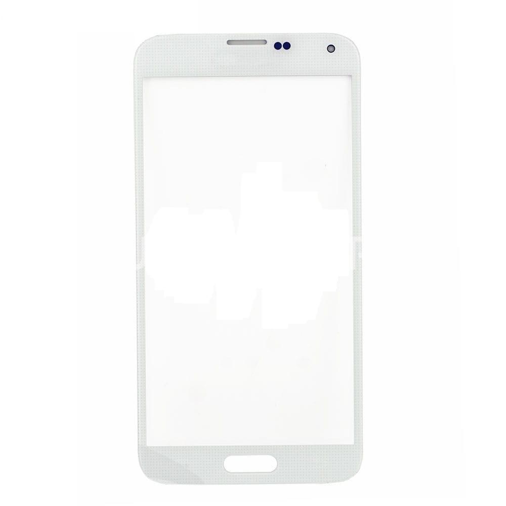 Vidro Samsung G900 S5 Branco