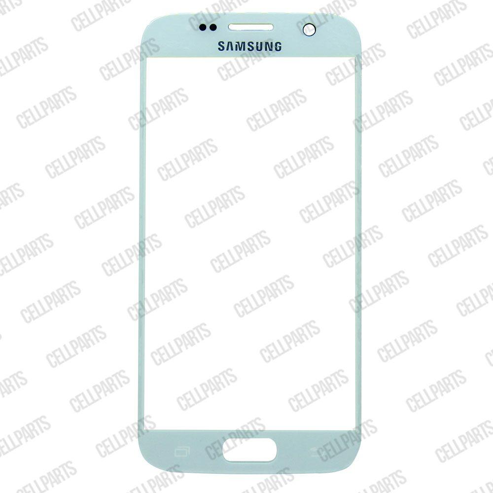 Vidro Samsung G930 S7 Branco