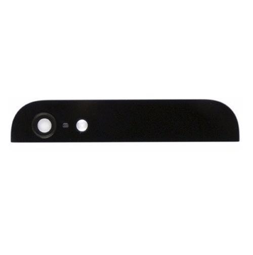 Vidro Traseiro Superior iPhone 5G Preto