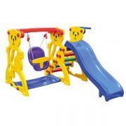 Playground Play Junior Urso Feliz