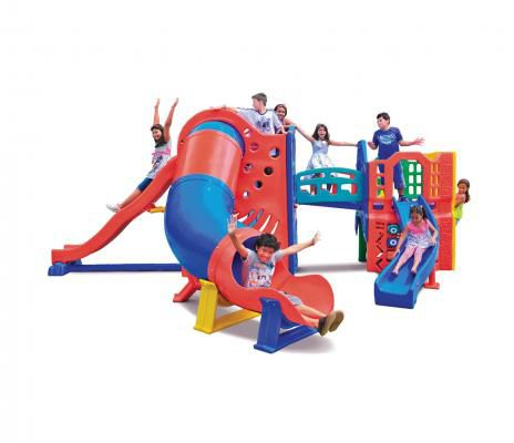 Playground Big Mundi Adventure  - WebPlástico