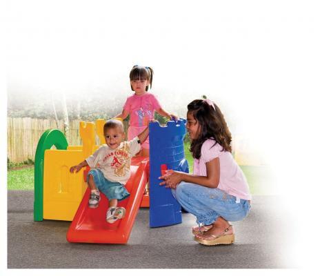 Playground Castelinho Meu Primeiro Play  - WebPlástico