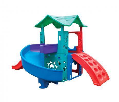 Playground Climber  - WebPlástico