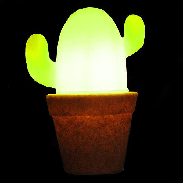 Luminária Cactus  - WebPlástico
