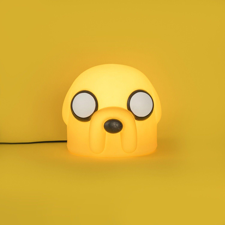 Luminária Jake - Hora de Aventura  - WebPlástico
