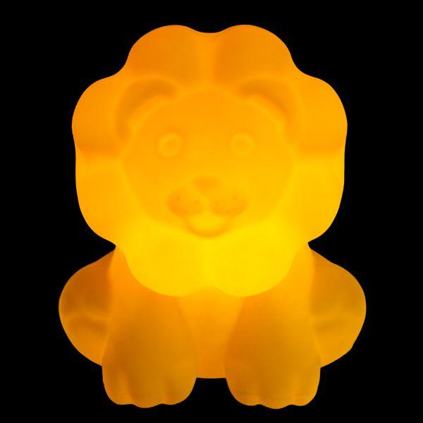 Luminária Leãozinho  - WebPlástico