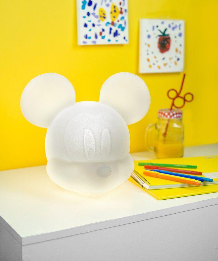 Luminária Mickey  - WebPlástico