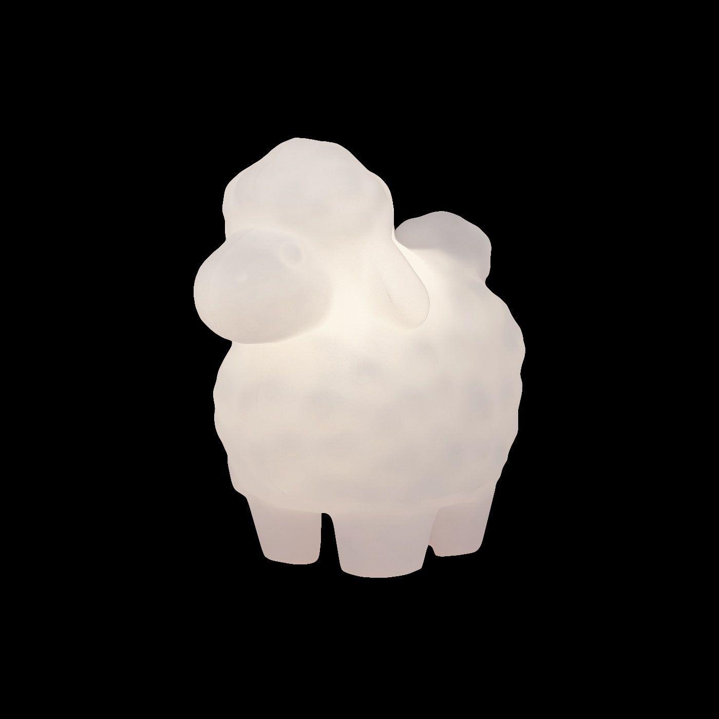 Luminária Ovelhinha  - WebPlástico
