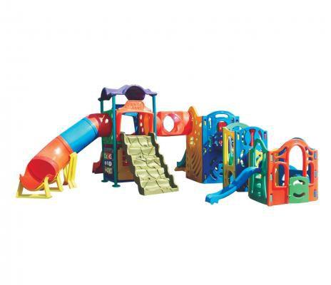 Playground Mega Adventure Absolute  - WebPlástico