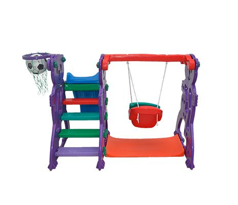 Playground Play Junior Urso Feliz  - WebPlástico