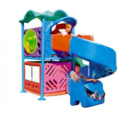 Playground Star Play I (Com Bolha)  - WebPlástico
