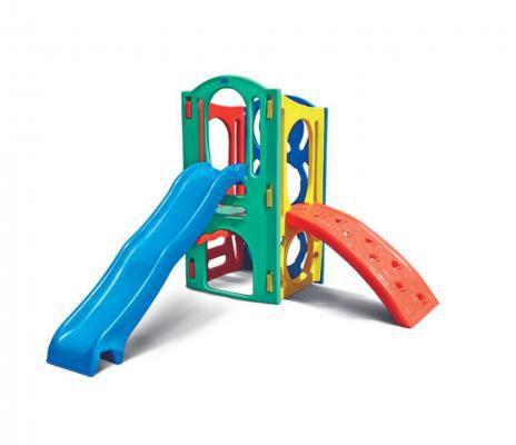 Playground SUPER COM ESCALADA  - WebPlástico