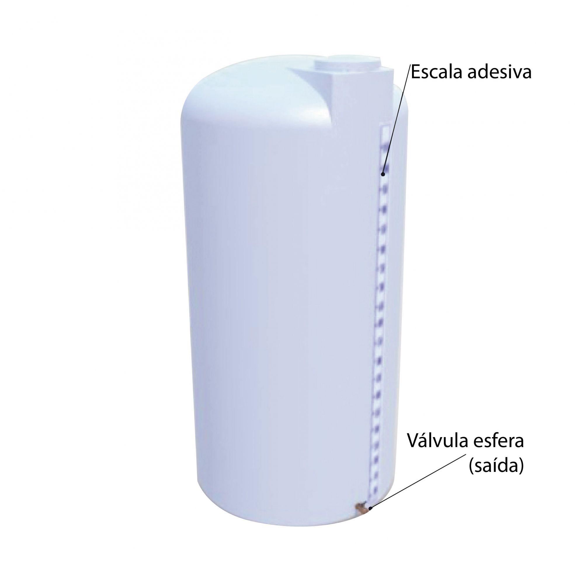 TANQUE DE 10000 litros vertical