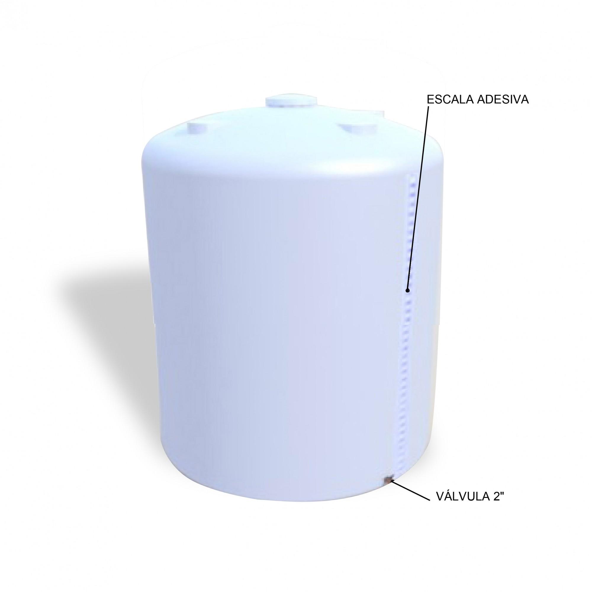 Tanque de 20000 litros vertical