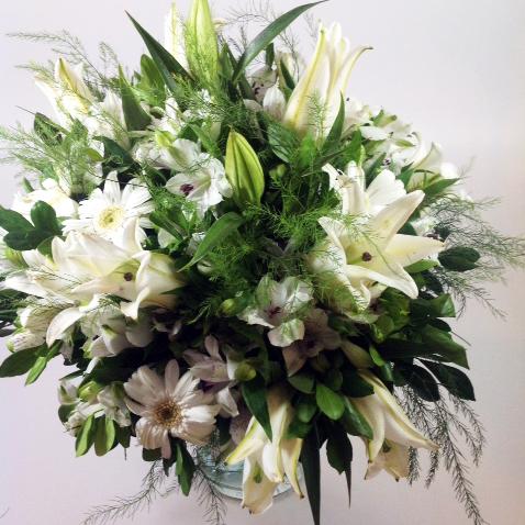 Arranjo de Flores Variadas
