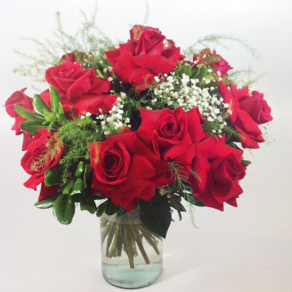 Bouquet de Rosas Colombianas