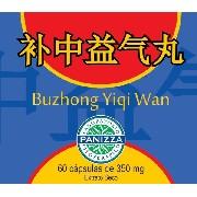Buzhong Yiqi Wan 350mg 60 cápsulas - Panizza