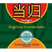 Dang Gui - Angelicae Sinensis Radix 350mg 60 cápsulas - Panizza