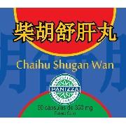 Chaihu Chugan Wan 350mg 60 cápsulas Panizza